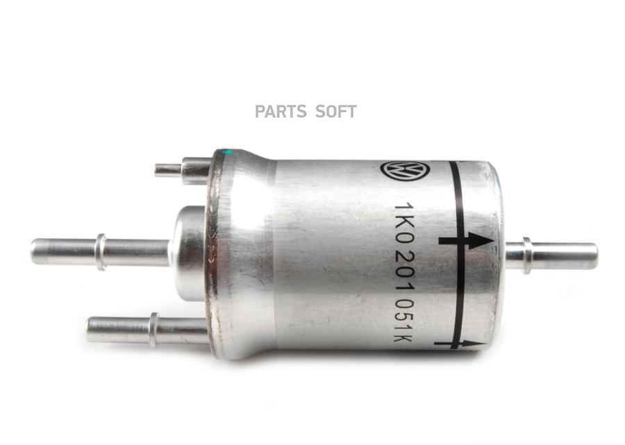 Фильтр топливный с регулятором давления