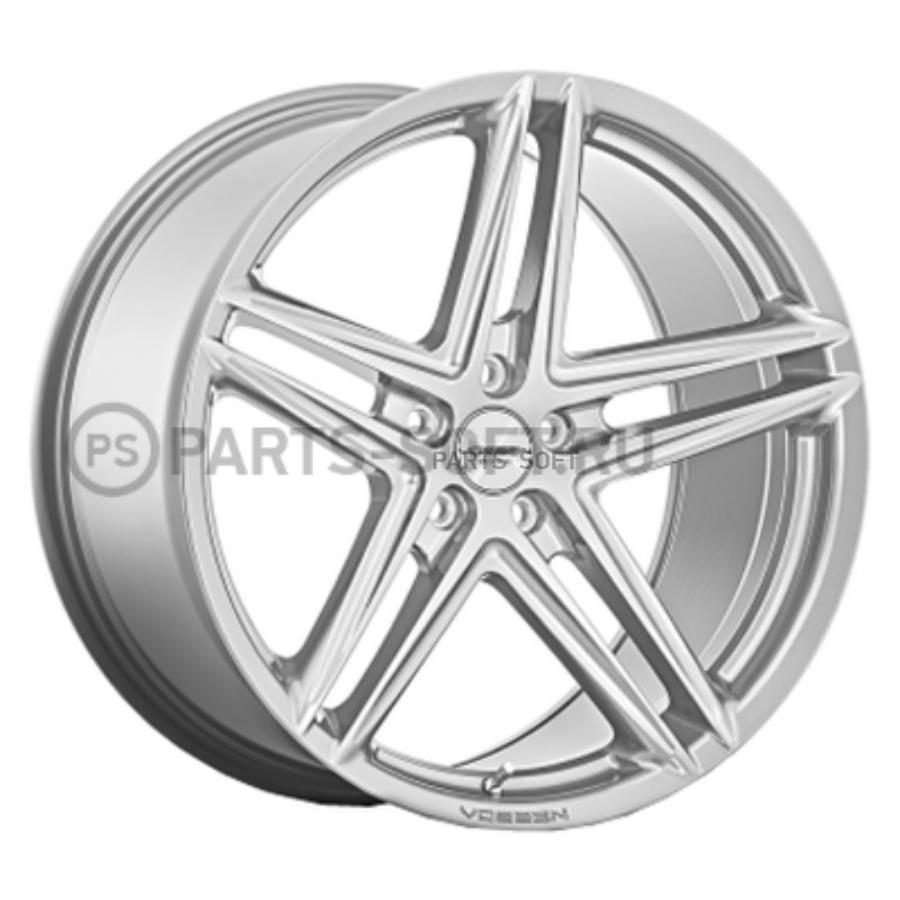 9x20/5x114,3 ET38 D73,1 VFS5 Gloss Silver
