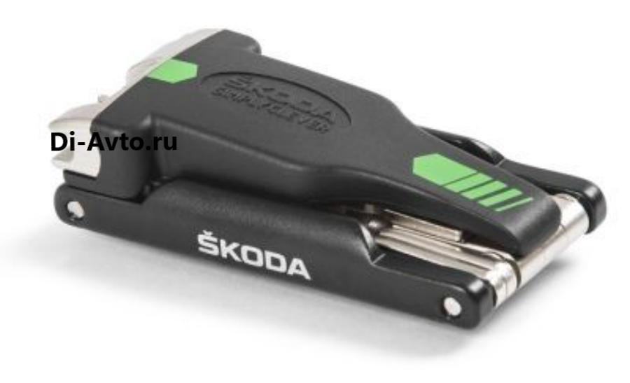 Велоинструменты Skoda Bicycle Tools