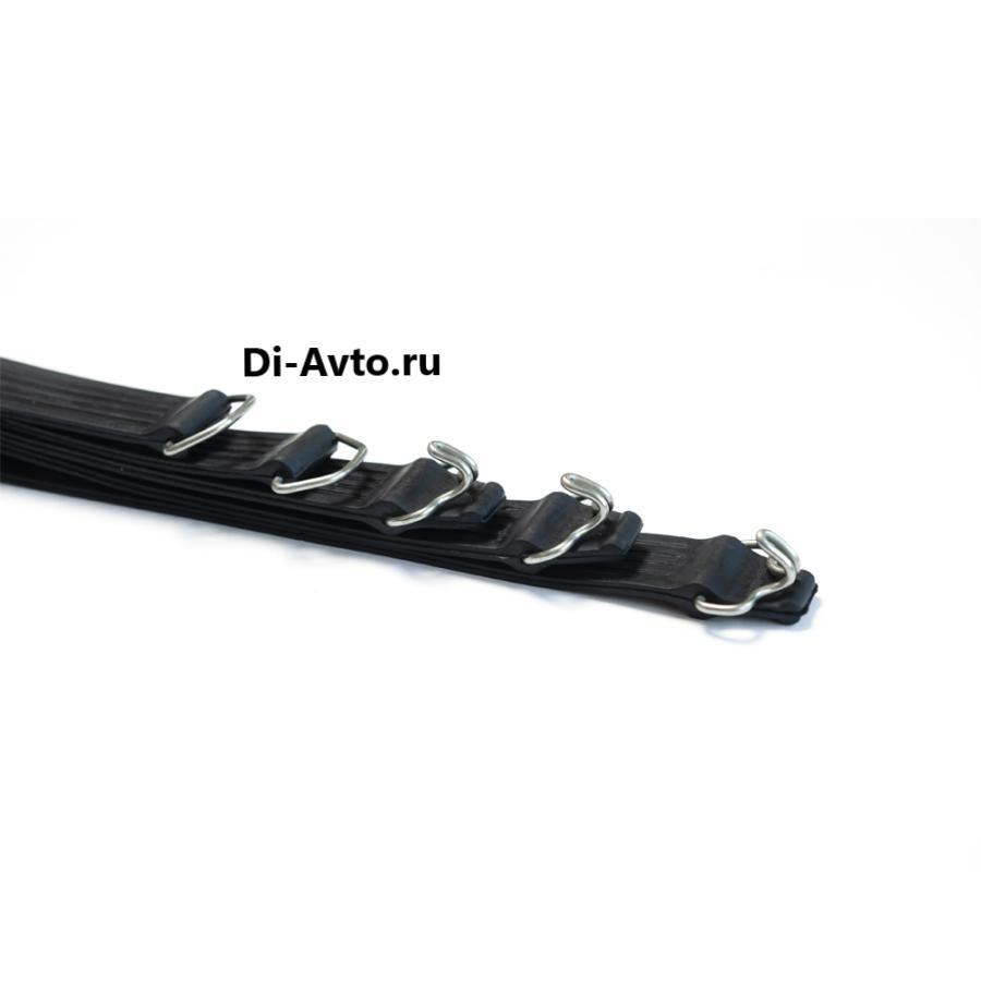 Ремень ВАЗ-2110крепления бачка расширительного L280мм в пакете к-т.5шт