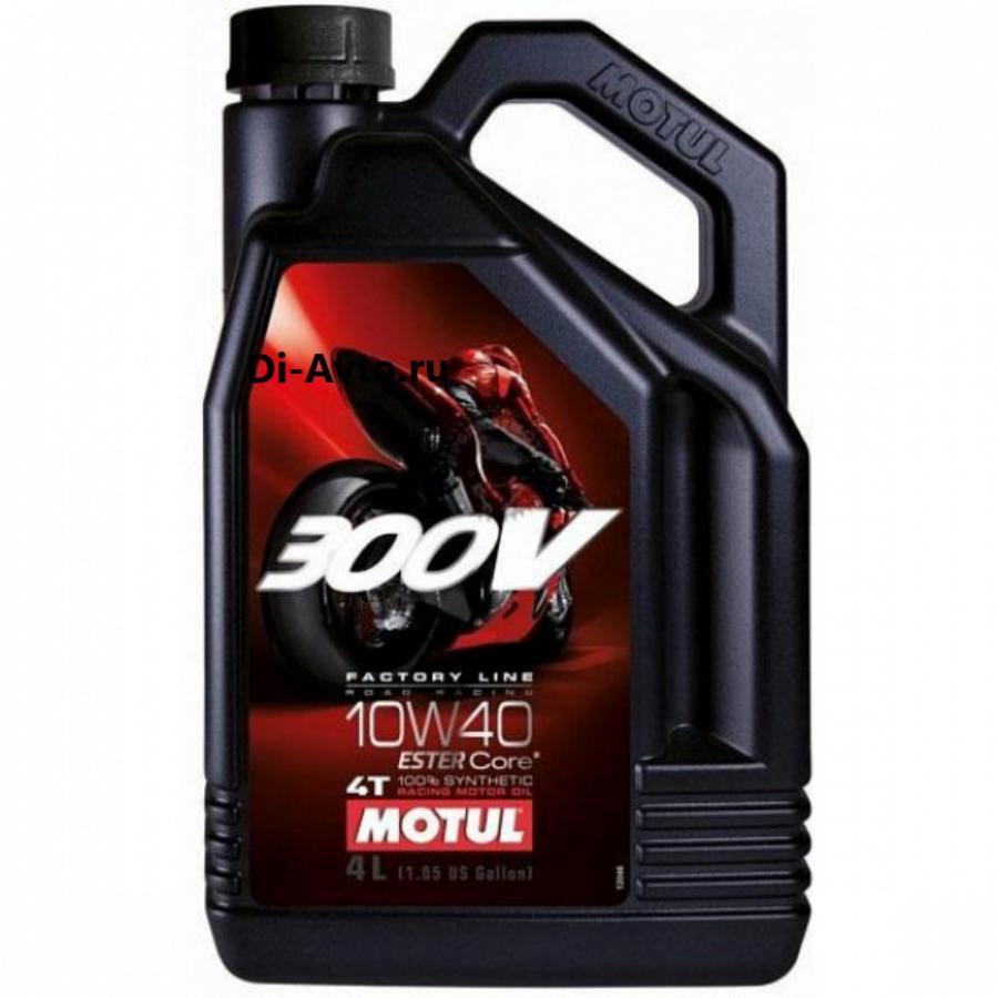 MOTUL 110317 масло моторное motul road racing 10w40 4 л c4 0.4 л 110317