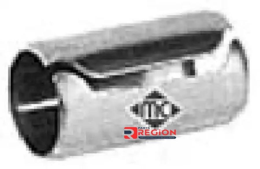 Втулка сайлентблока крепления кузова