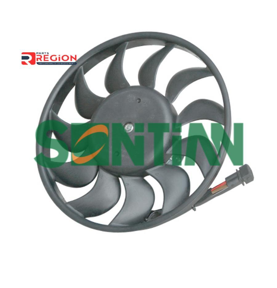 Вентилятор радиатора VW Transporter Bus