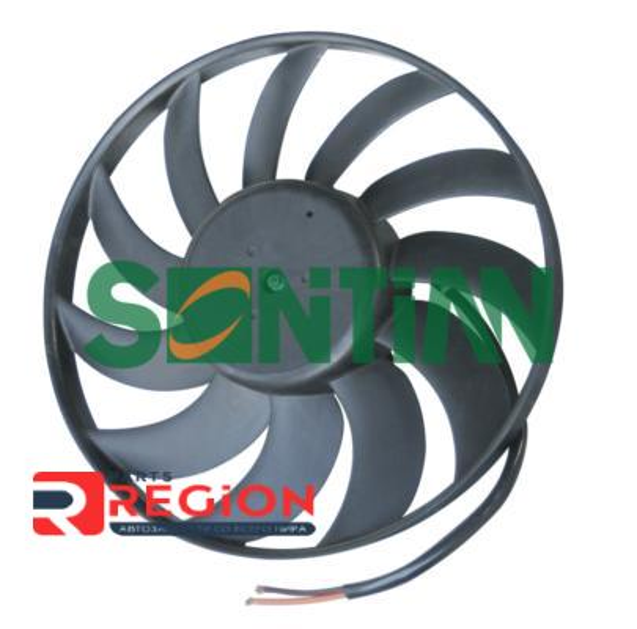 Вентилятор радиатора AUDI A6 C6