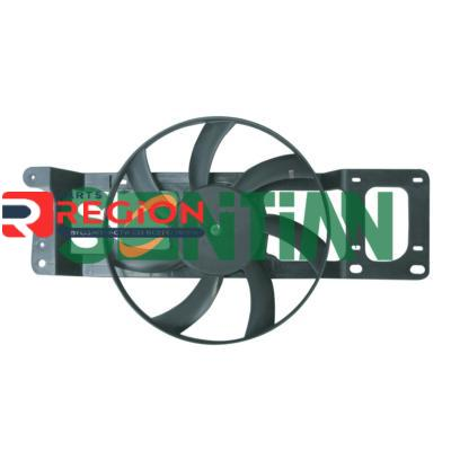 Вентилятор радиатора RENAULT Clio II 1.0i / 1.2i / 1.4i / 1.6i / 1.9dTi 2001 -RENAULT Clio Symbol1.