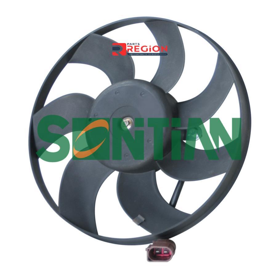 Вентилятор радиатора FAW Sagitar