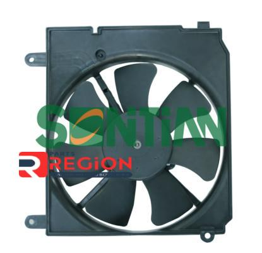 Вентилятор радиатора DAWEOO Lanos Saloon (KLAT) 1.4/1.5/1.6 16V 1997-2005 DAEWOO Lanos (KLAT) 1.4/1