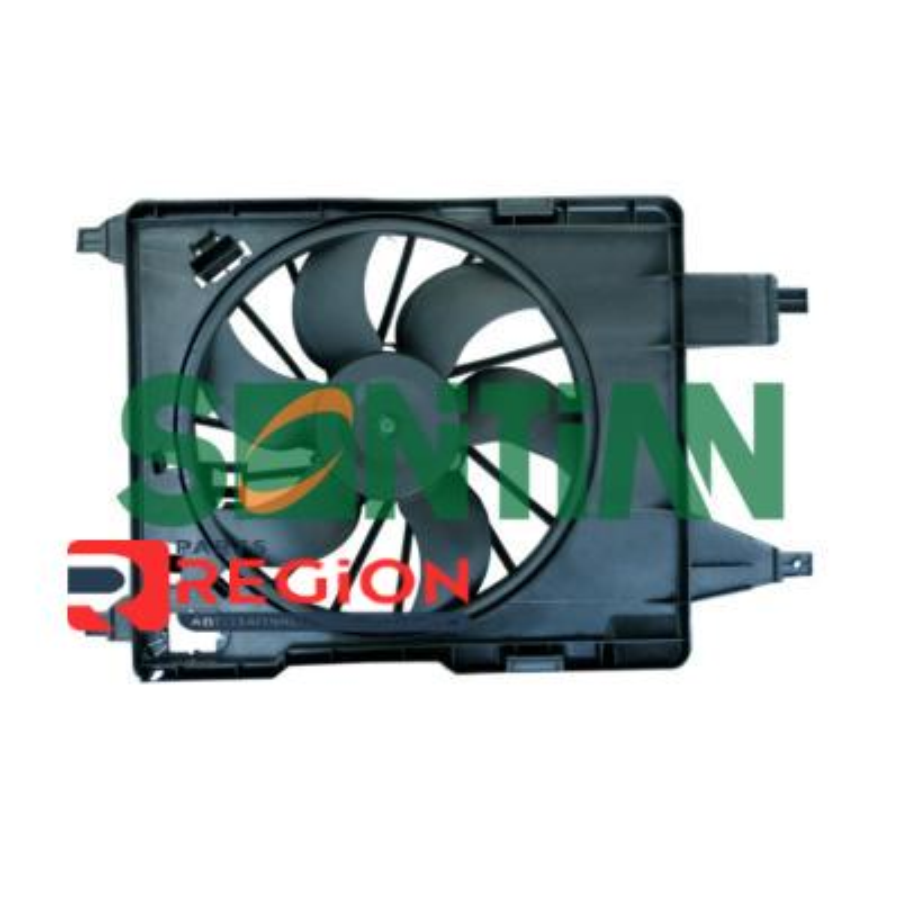 Вентилятор радиатора RENAULT Clio/Sembol