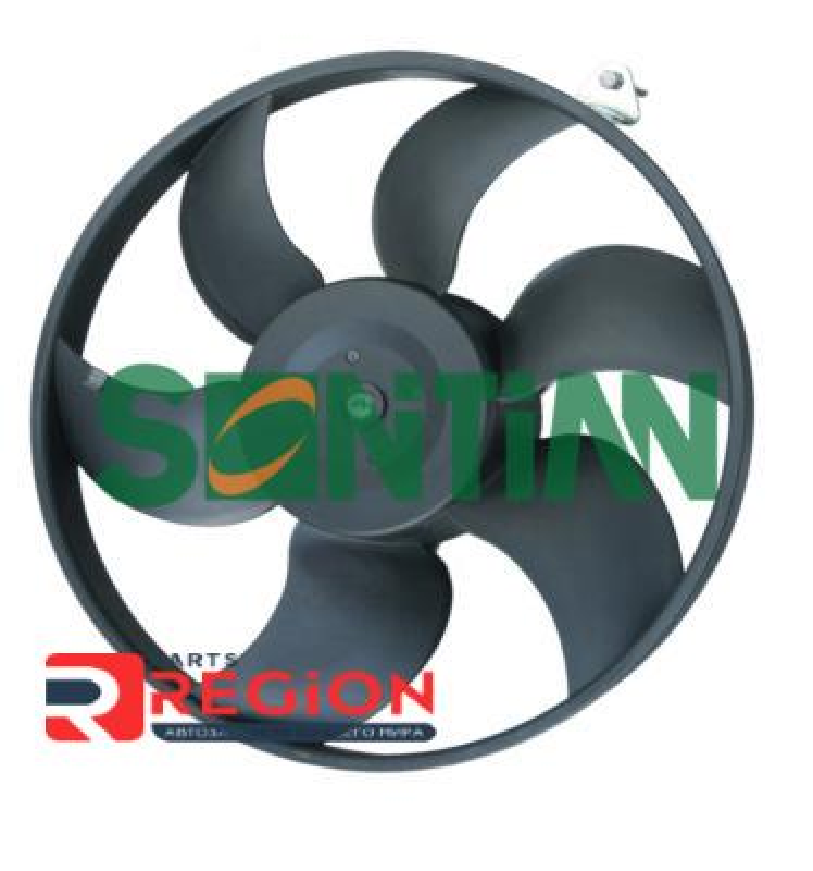 Вентилятор радиатора RANAULT Clio,Kangoo,Megane,Scenic
