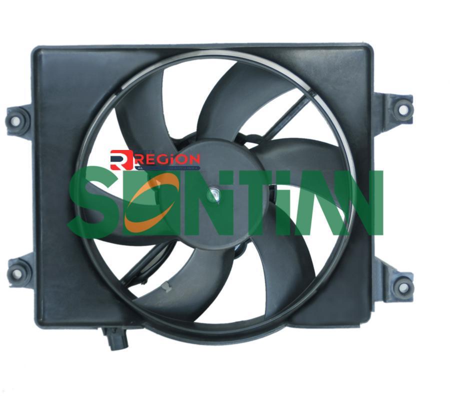 Вентилятор радиатора  Accent II (LC) 1.6 Hatchback 2002/12 -  Accent Saloon (LC) 1.6