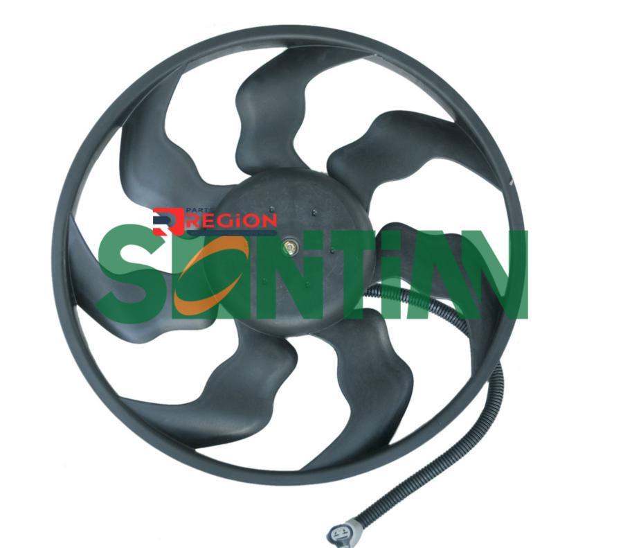 Вентилятор радиатора  Cee'd  2.0i / 1.4i / 1.6i 2007 - 2012  Elantra IV 1.4i / 1.6i / 2.0
