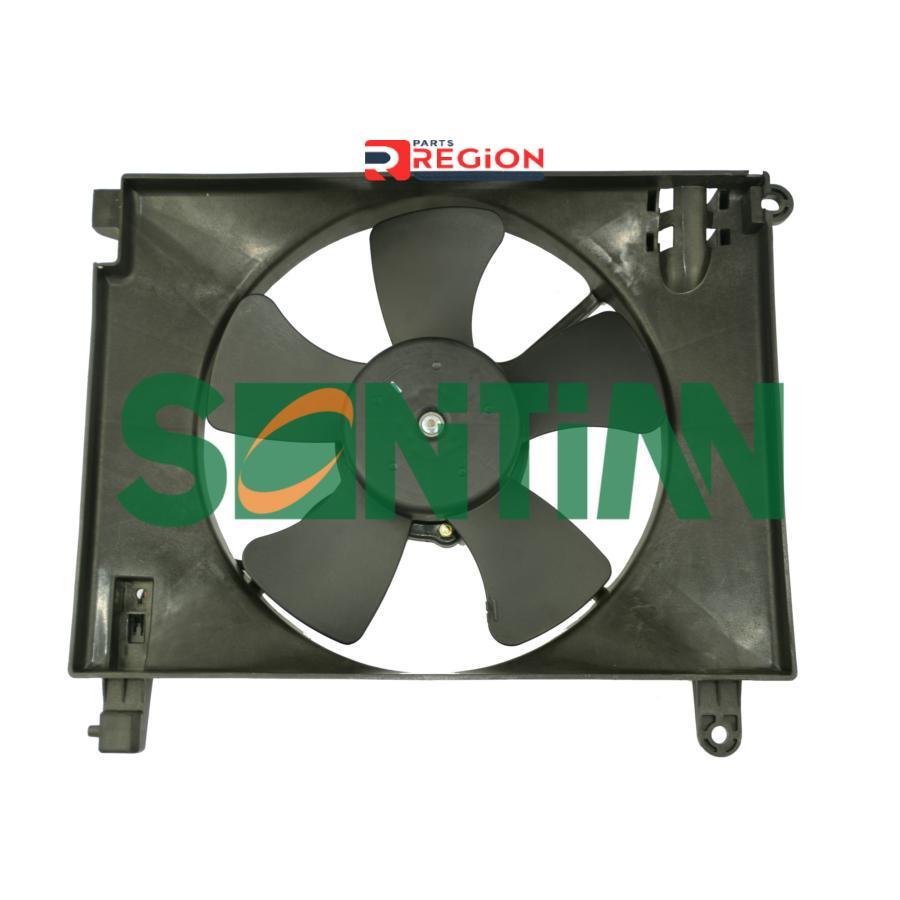 Вентилятор радиатора CHEVROLET Aveo T200 1.2i / 1.4i / 1.6i 2002 - DAEWOO Kalos 1.2i / 1.4i / 1.6i