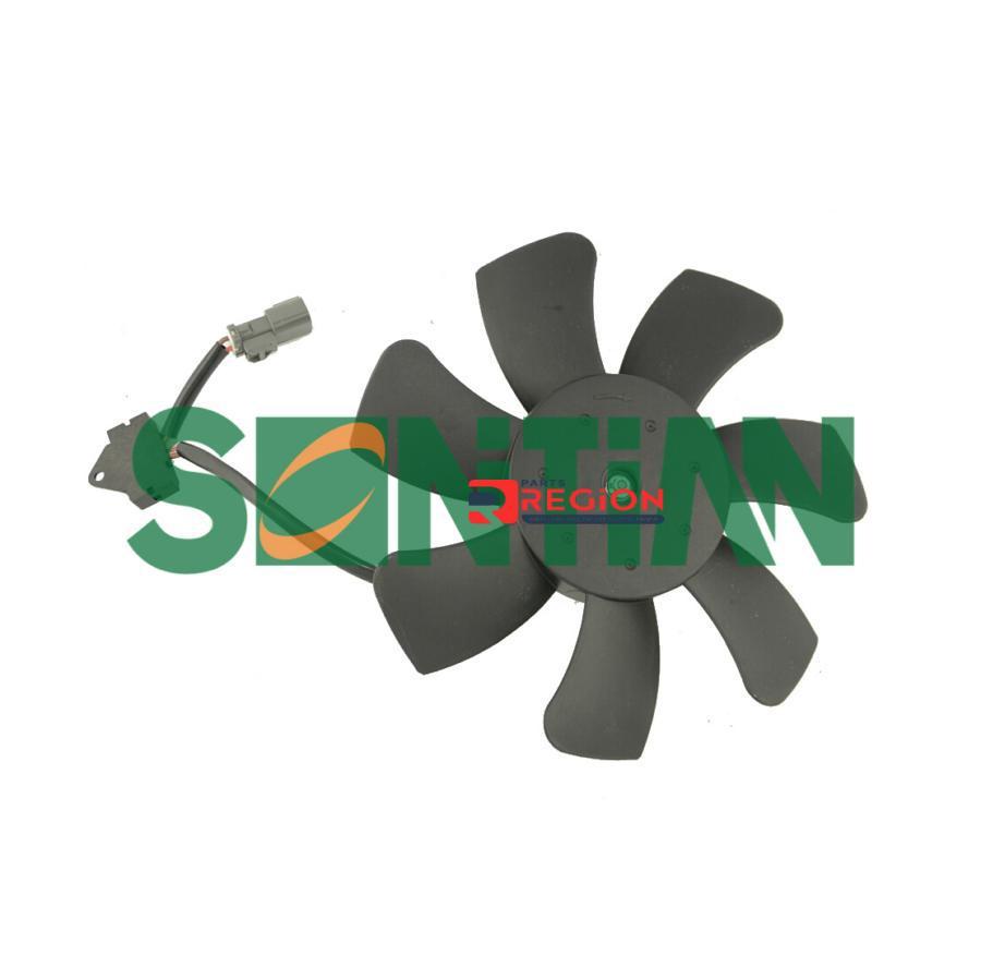 Вентилятор радиатора HONDA New Civic LXS/EXS