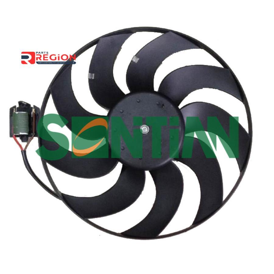 Вентилятор радиатора CHEVROLET Cruze (09-)/Opel Astra J (09-)
