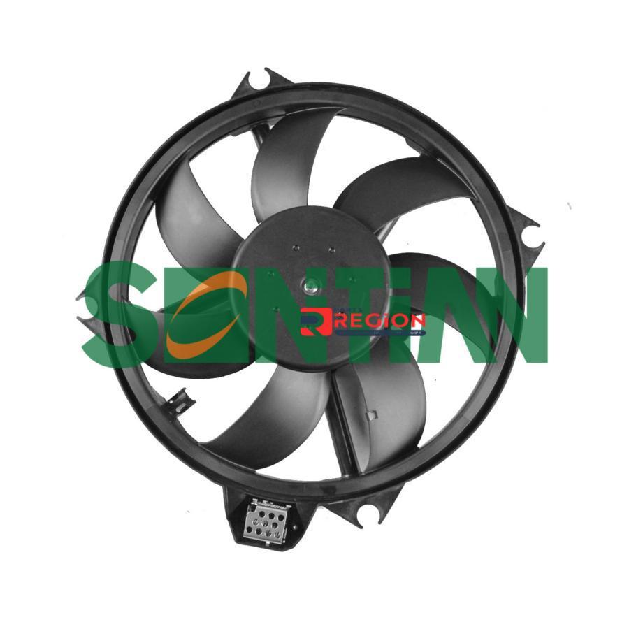 Вентилятор радиатора RENAULT Fluence RENAULT Megane III RENAULT Scenic III