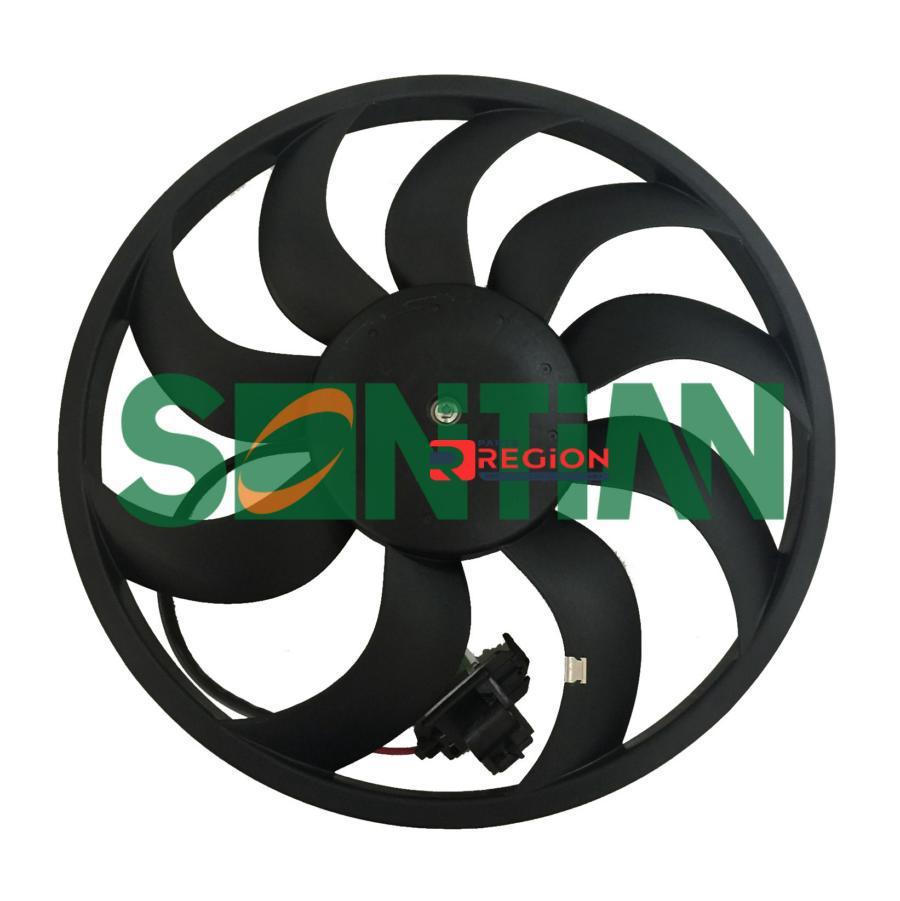 Вентилятор радиатора Chevrolet Aveo T300 Opel Mokka