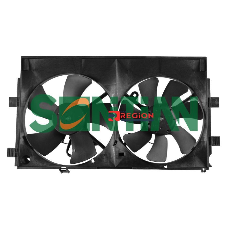 Вентилятор радиатора CITROEN C-Crosser 2.0i 2007 - PEUGEOT 4007 2.0i / 2.4i 2007 - MITSUBISHI ASX 1