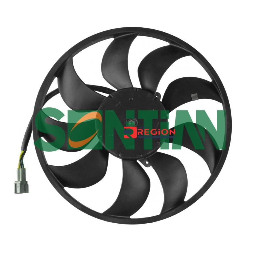 Вентилятор радиатора NISSAN Murano II 3.5i 2008 - 2015 NISSAN Teana J32 2.5i / 3.5i 2008 -NISSAN X-