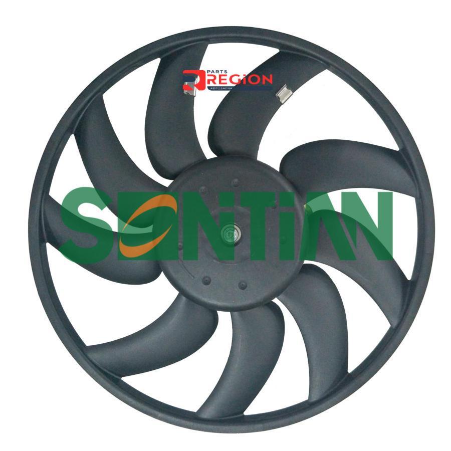 Вентилятор радиатора AUDI Q5 2013AUDI A4L(B8) 2008-2015AUDI A6L(C7) 2012AUDI Q3 2016AUDI A5 2012(sm