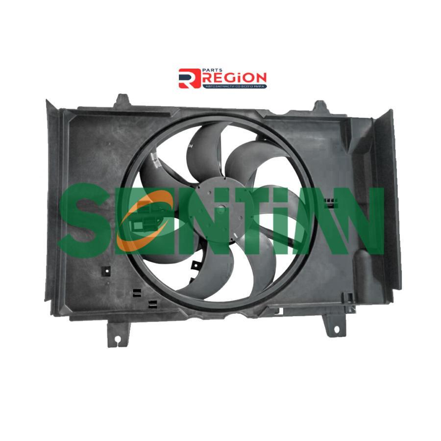 Вентилятор радиатора Nissan Juke (10-) 1.6i