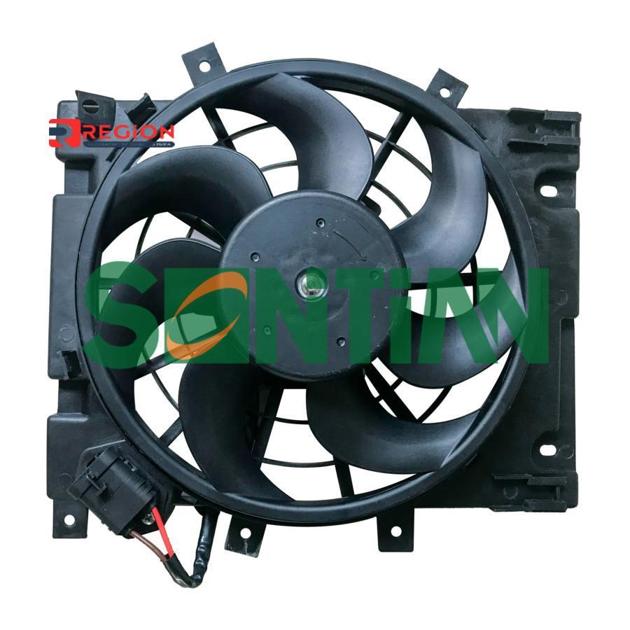 Вентилятор радиатора OPEL ASTRA H (A04) 2005/03 - 2010/10OPEL ASTRA H TwinTop (A04) 2005/09-2010/10