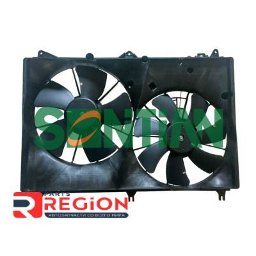 Вентилятор радиатора SUZUKI GRAND VITARA(05-)