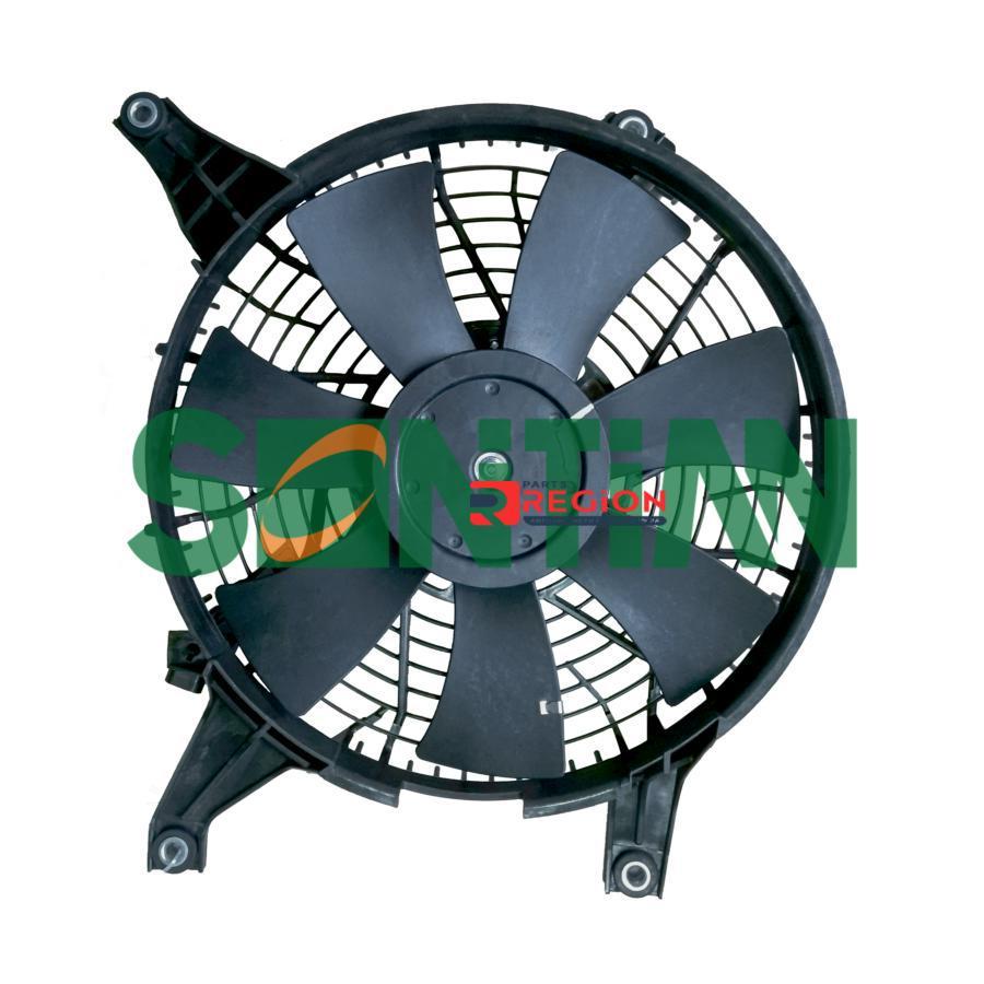 Вентилятор радиатора Mitsubishi Pajero/Montero III (00-)/ Pajero/Montero IV (06-)