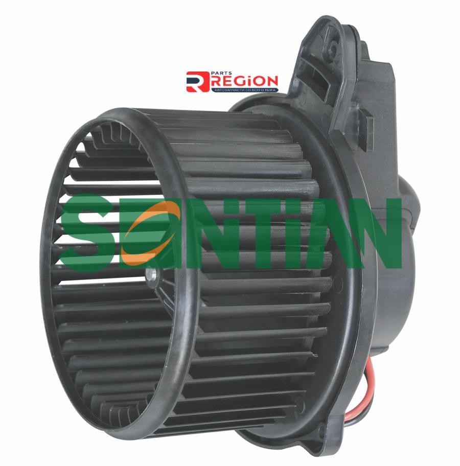 Вентилятор отопителя AUDI A6 1999-2004