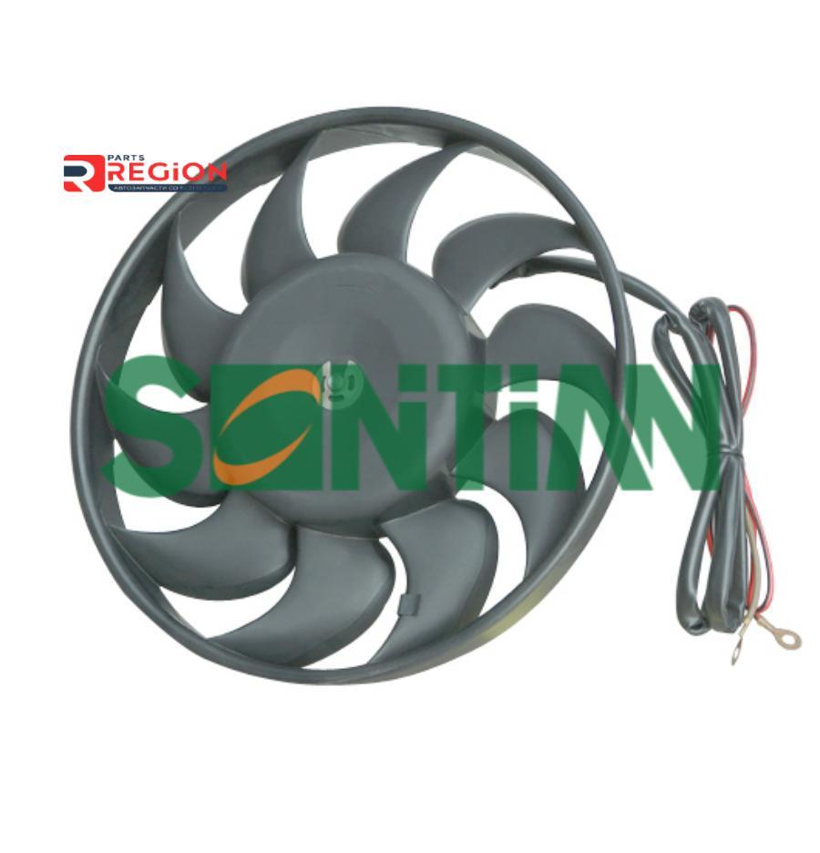 Вентилятор радиатора AUDI 100/80/ A6 / Coupe