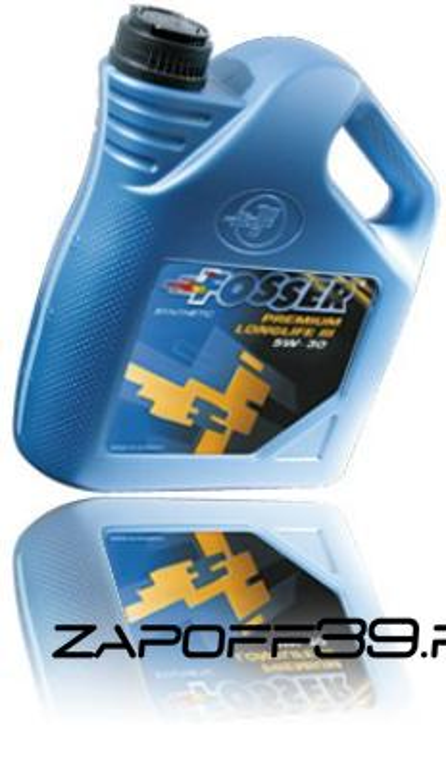 Масло моторное Fosser Premium Longlife III 5W-30 (4л)