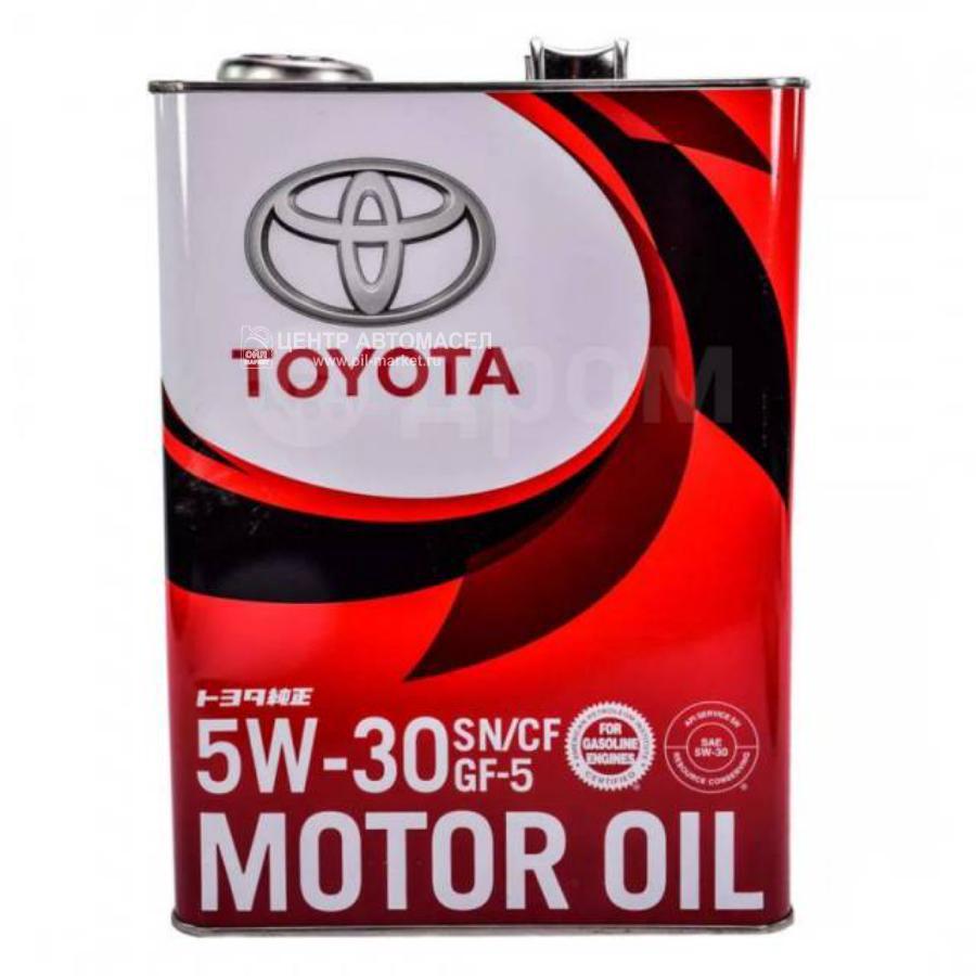 Моторное масло SN
