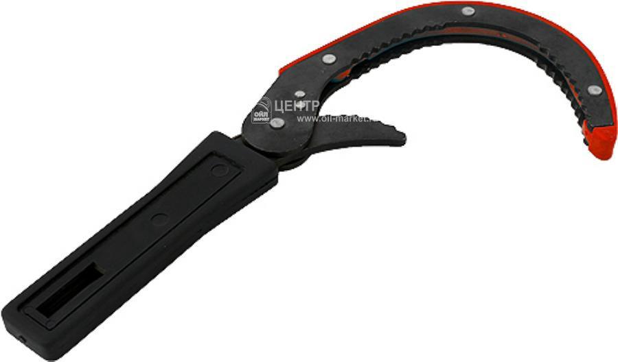 Ключ для демонтажа масляного фильтра, захват 65-110 мм.