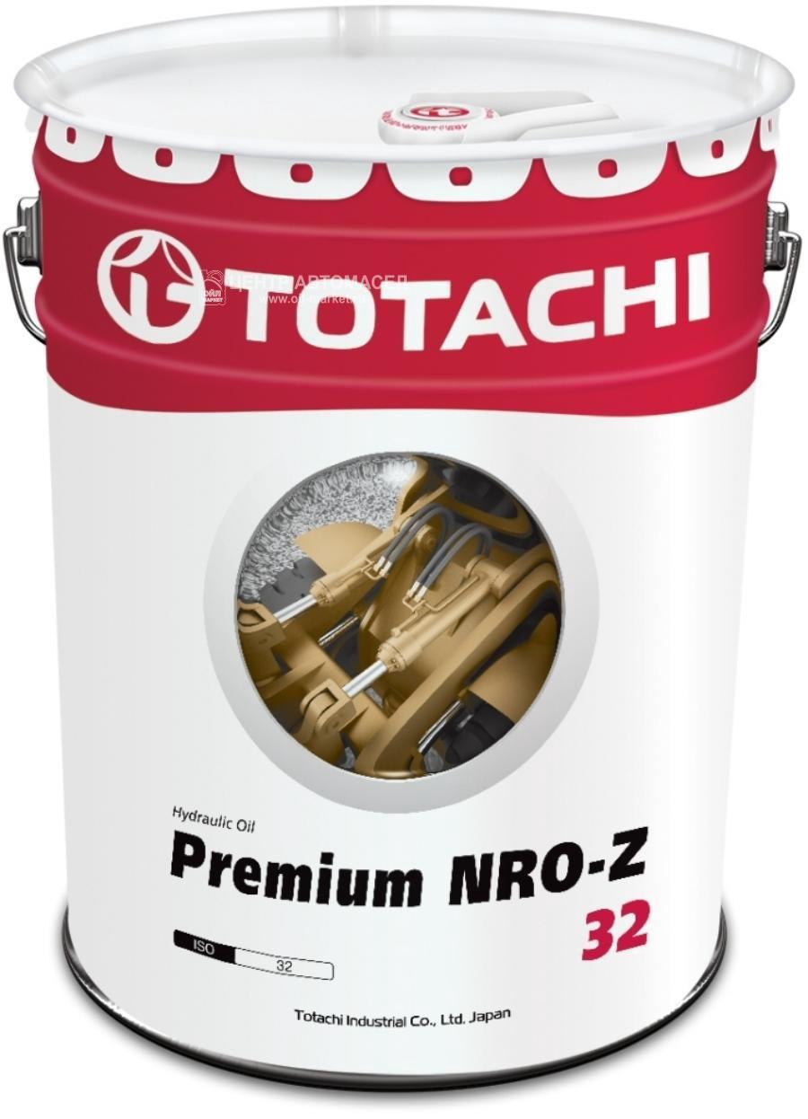 Масло гидравлическое TOTACHI мин. NIRO Hydraulic Oil NRO 32 18,98л.
