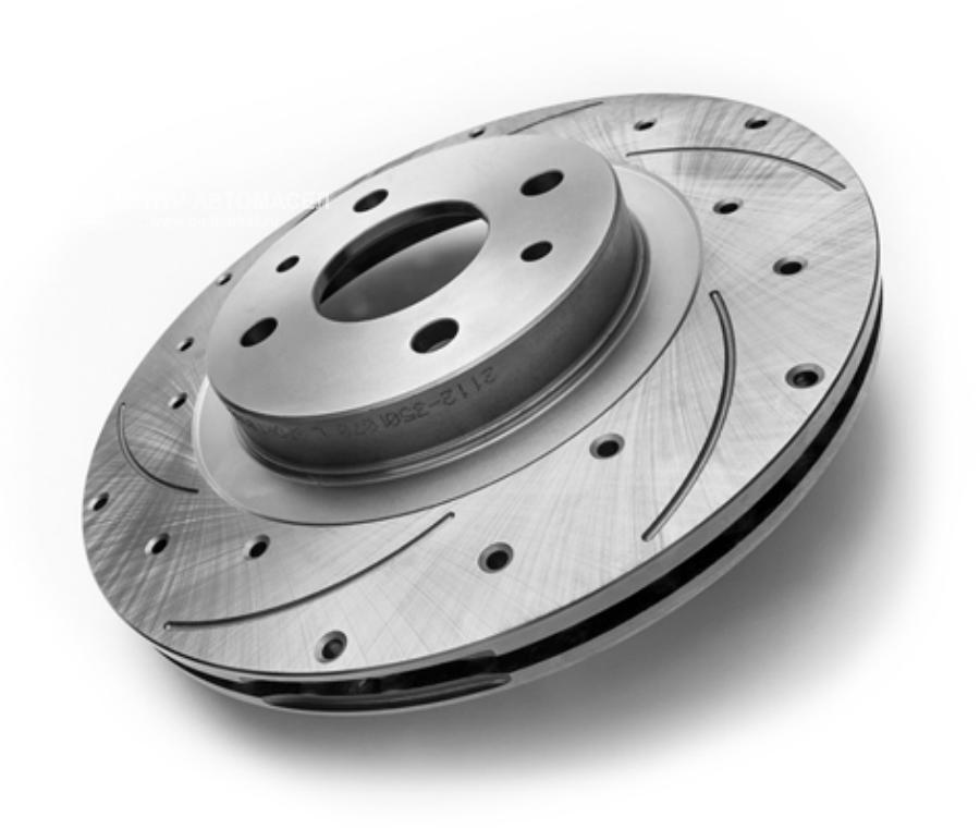 Комплект тормозных дисков (Sport)