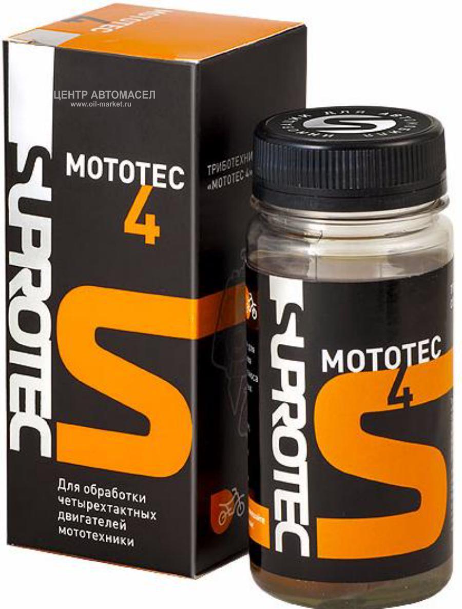 Триботехнический состав SUPROTEC Mototec 4