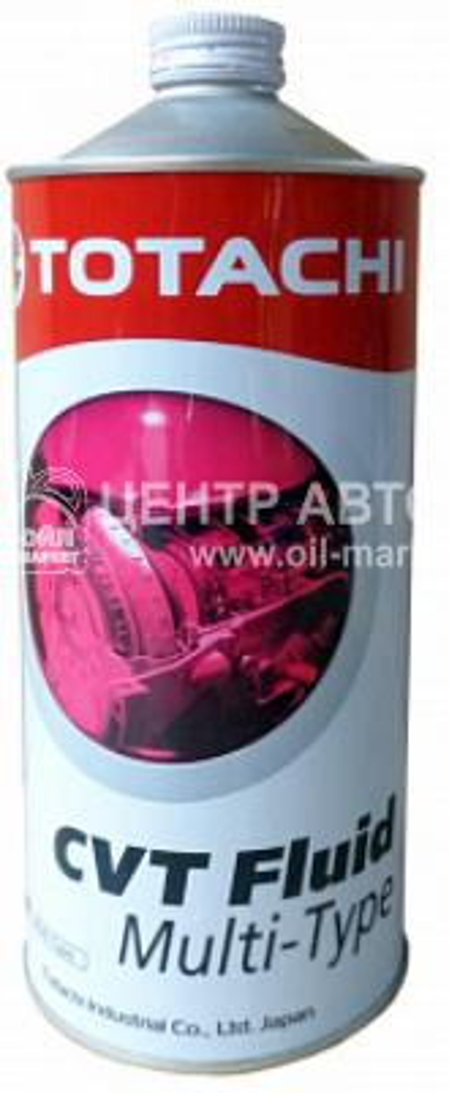 Масло трансмиссионное синтетическое ATF CVT MULTI-TYPE, 1л