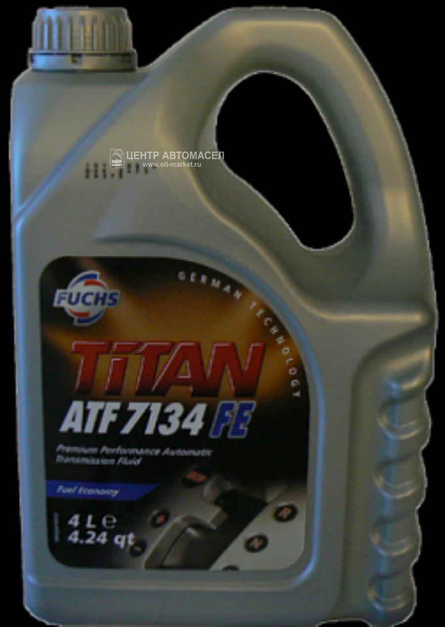 TITAN ATF 7134 FE 4Л ЖИДКОСТЬ ГИДРАВЛ
