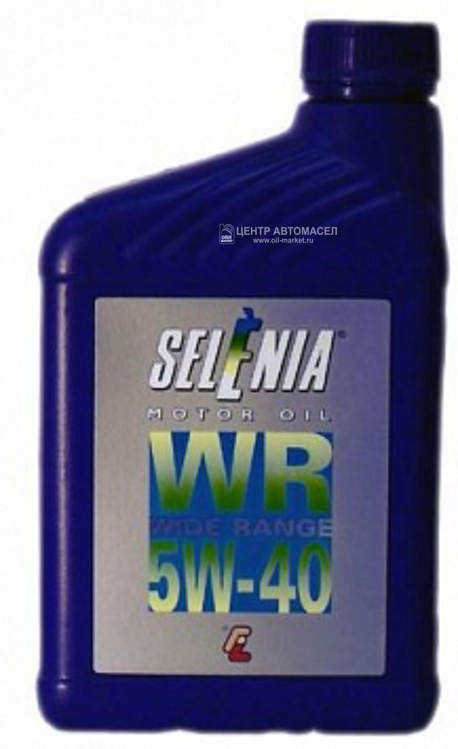 Моторное масло WR