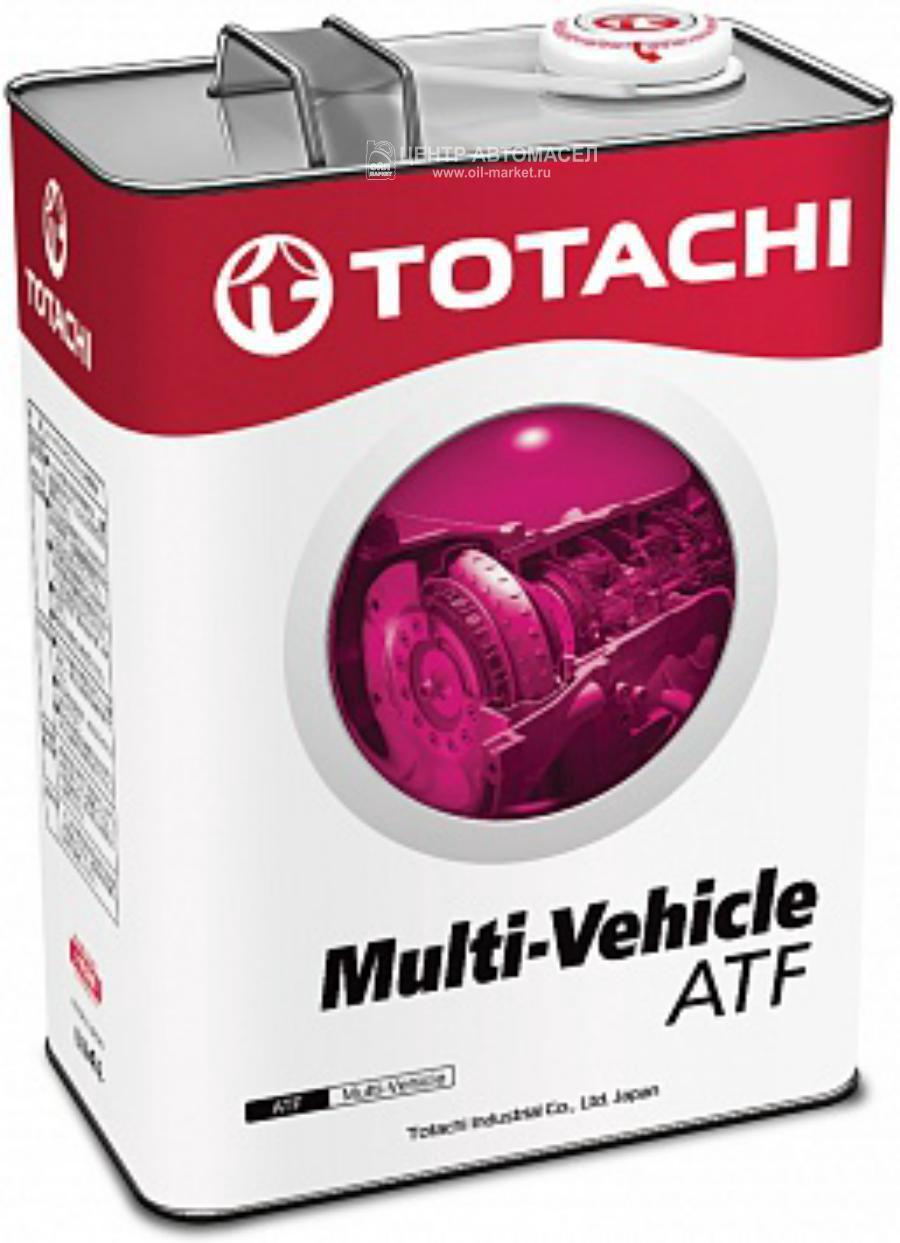 Масло трансмиссионное ATF Multi-Vehicle, 4л