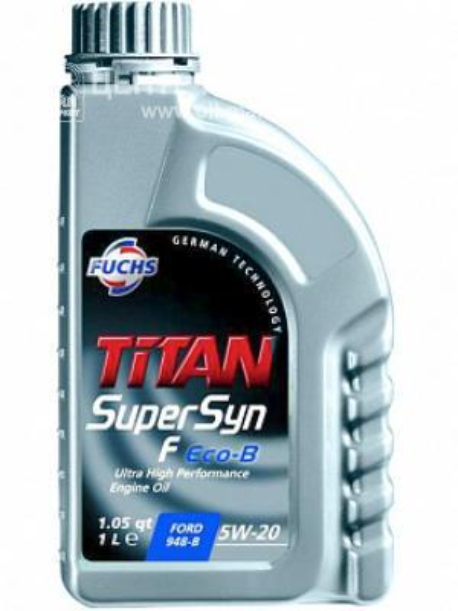 Масло моторное синтетическое TITAN Supersyn F ECO-B 5W-20, 1л