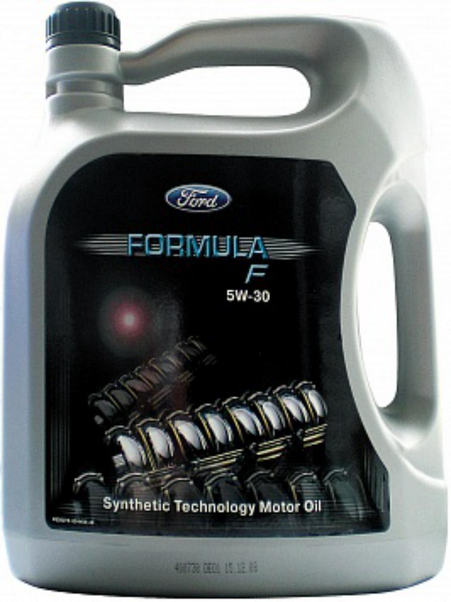 Масло моторное синтетическое Formula F Fuel Economy HC 5W-30, 5л
