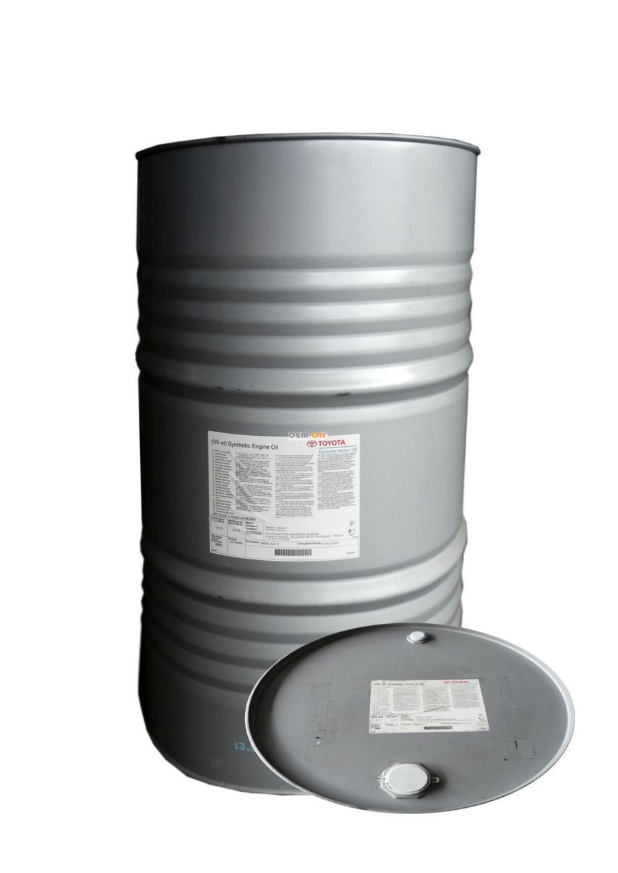 Масло моторное синтетическое ENGINE OIL 5W-40, 208л