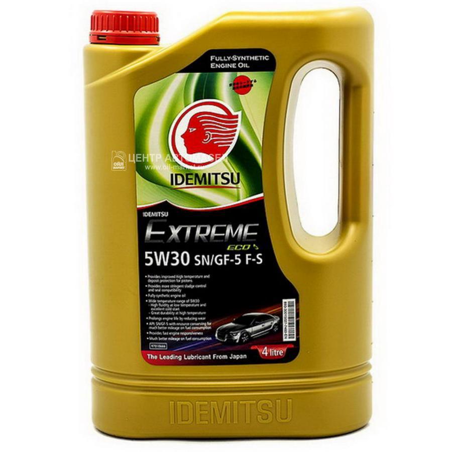 Масло моторное синтетическое Extreme F-S ECO 5W-30, 4л