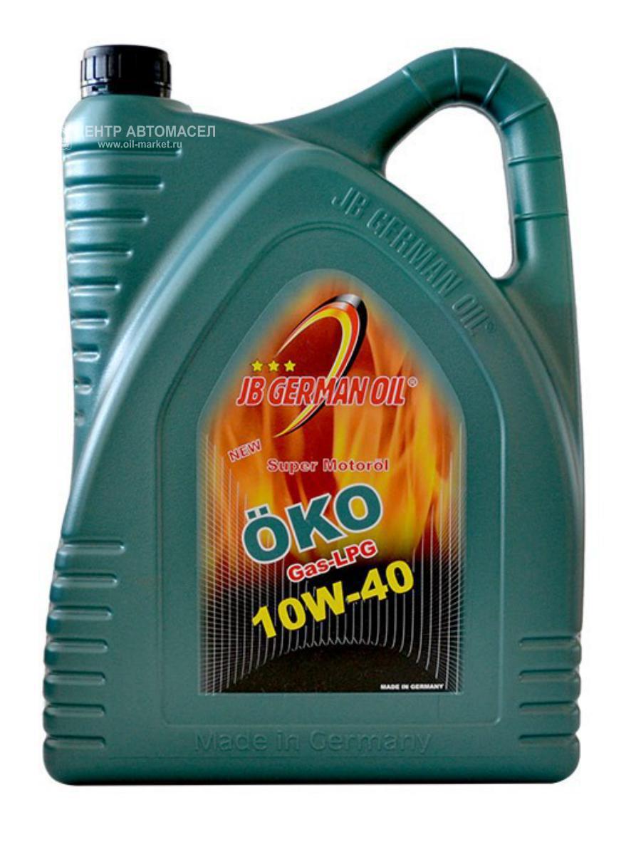 Масло моторное Super OKO Gas – LPG 10W-40, 5л