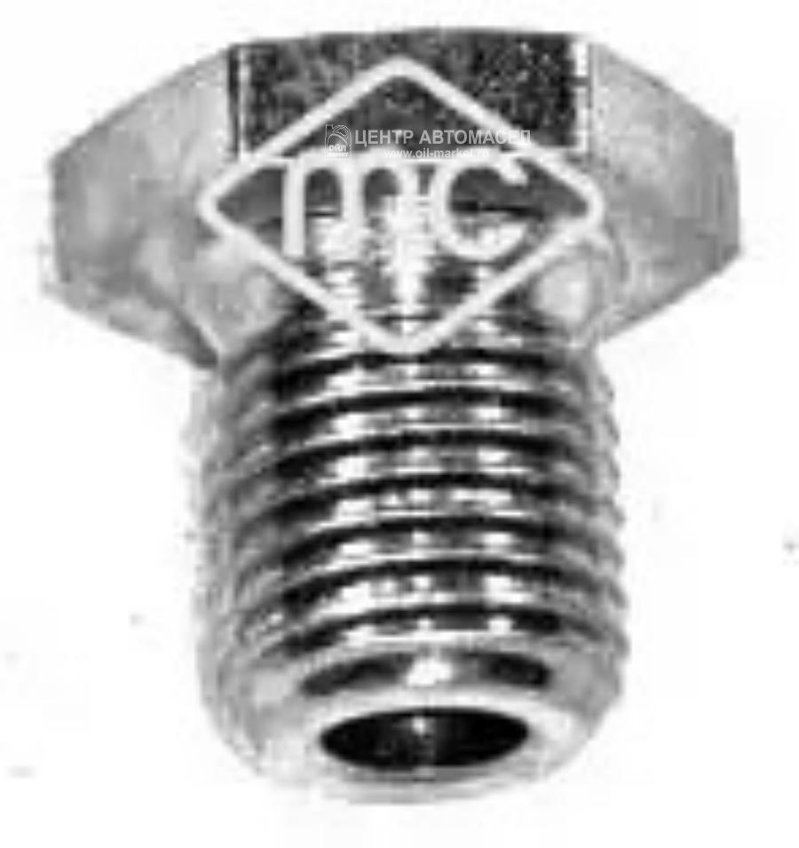 Резьбовая пробка картера двигателя