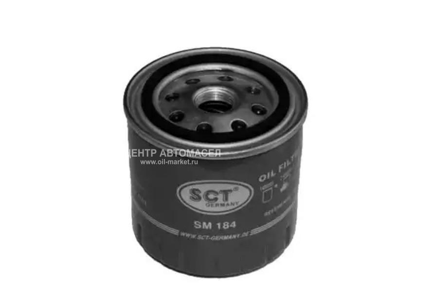 Фильтр масляный SCT SM 184