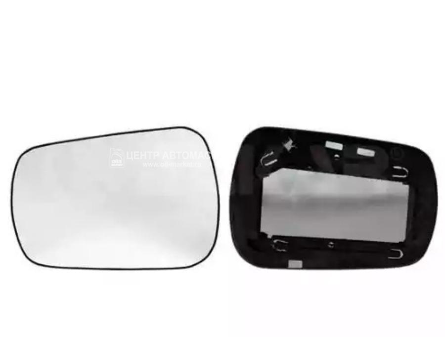 Зеркальное стекло, наружное зеркало