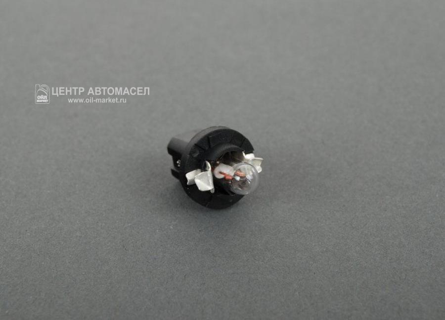 Лампа 12V 1,2W B8.5d ORIGINAL LINE качество оригинальной з/ч (ОЕМ) 1 шт.