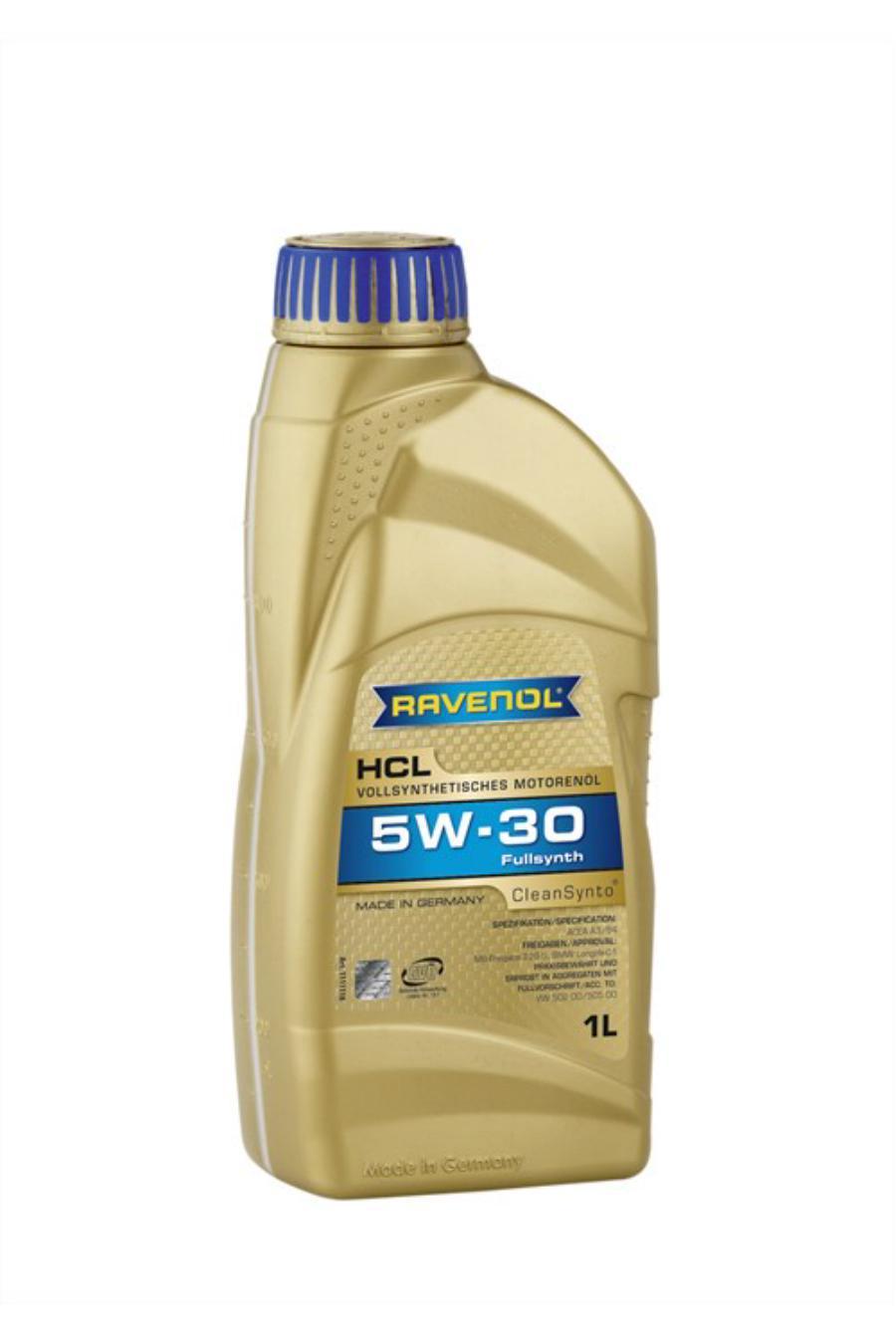 RAVENOL HCL 5W-30