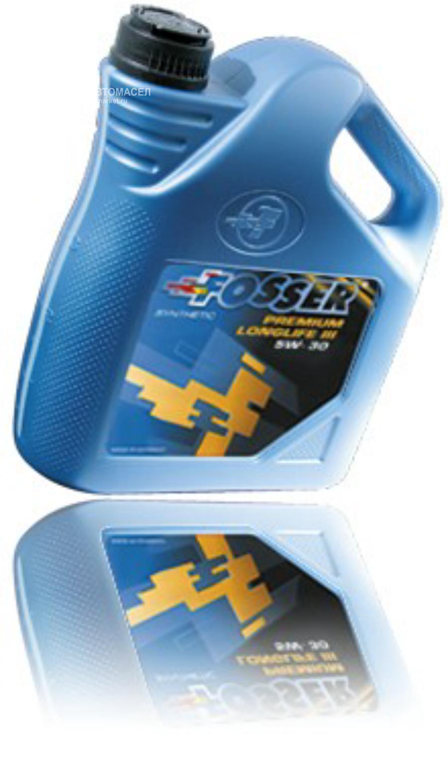 Масло моторное Fosser Premium Longlife III 5W-30 (1л)